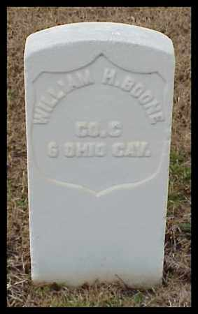 BOONE (VETERAN UNION), WILLIAM H - Pulaski County, Arkansas | WILLIAM H BOONE (VETERAN UNION) - Arkansas Gravestone Photos