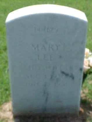 BOOTH, MARY LEE - Pulaski County, Arkansas | MARY LEE BOOTH - Arkansas Gravestone Photos