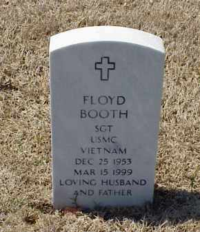 BOOTH (VETERAN VIET), FLOYD - Pulaski County, Arkansas | FLOYD BOOTH (VETERAN VIET) - Arkansas Gravestone Photos