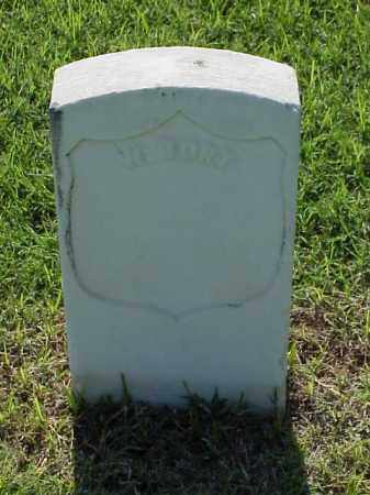 BORT (VETERAN UNION), W - Pulaski County, Arkansas | W BORT (VETERAN UNION) - Arkansas Gravestone Photos