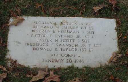RYLAND, JR (VETERAN WWII), VICTOR G - Pulaski County, Arkansas | VICTOR G RYLAND, JR (VETERAN WWII) - Arkansas Gravestone Photos