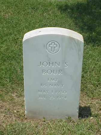 BOUR (VETERAN KOR), JOHN STEPHEN - Pulaski County, Arkansas | JOHN STEPHEN BOUR (VETERAN KOR) - Arkansas Gravestone Photos