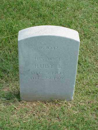 BOWDEN, RUBY L - Pulaski County, Arkansas | RUBY L BOWDEN - Arkansas Gravestone Photos