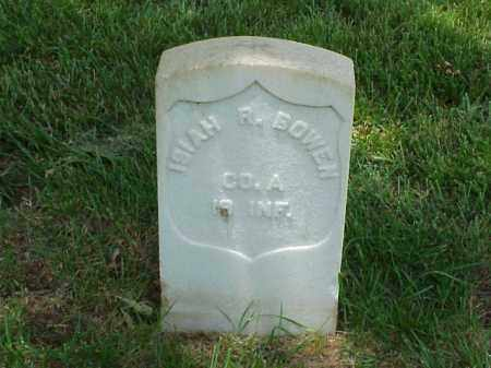 BOWEN (VETERAN UNION), ISIAH R - Pulaski County, Arkansas | ISIAH R BOWEN (VETERAN UNION) - Arkansas Gravestone Photos
