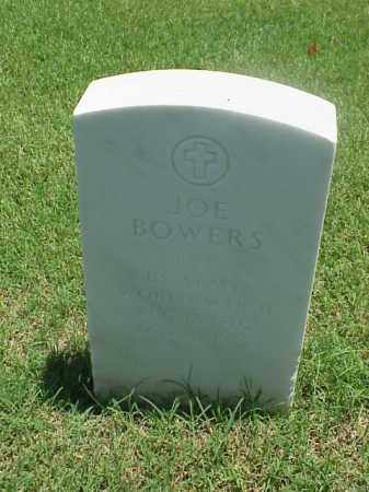 BOWERS (VETERAN WWII), JOE - Pulaski County, Arkansas | JOE BOWERS (VETERAN WWII) - Arkansas Gravestone Photos