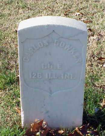 BOWKER (VETERAN UNION), CARLOS - Pulaski County, Arkansas | CARLOS BOWKER (VETERAN UNION) - Arkansas Gravestone Photos