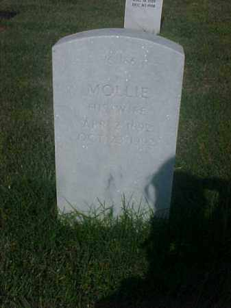 BOWMAN, MOLLIE - Pulaski County, Arkansas | MOLLIE BOWMAN - Arkansas Gravestone Photos