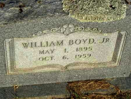 BOYD, JR., WILLIAM - Pulaski County, Arkansas | WILLIAM BOYD, JR. - Arkansas Gravestone Photos