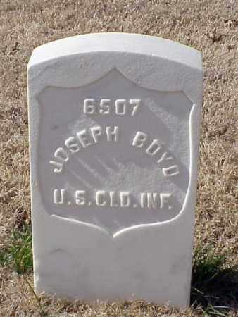 BOYD (VETERAN UNION), JOSEPH - Pulaski County, Arkansas | JOSEPH BOYD (VETERAN UNION) - Arkansas Gravestone Photos
