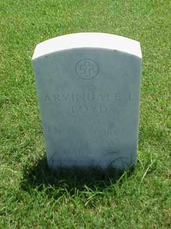 BOYD (VETERAN VIET), ARVINDALE L - Pulaski County, Arkansas | ARVINDALE L BOYD (VETERAN VIET) - Arkansas Gravestone Photos
