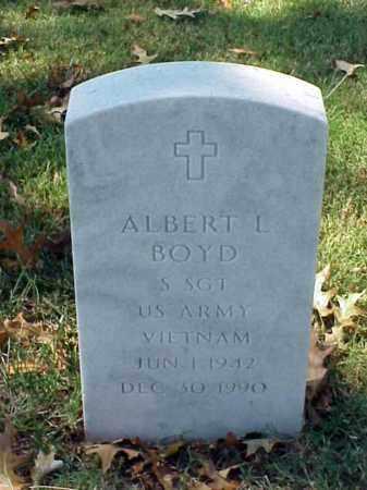 BOYD (VETERAN VIET), ALBERT L - Pulaski County, Arkansas | ALBERT L BOYD (VETERAN VIET) - Arkansas Gravestone Photos