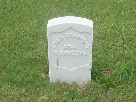 BRADFORD (VETERAN UNION), CHARLES - Pulaski County, Arkansas | CHARLES BRADFORD (VETERAN UNION) - Arkansas Gravestone Photos