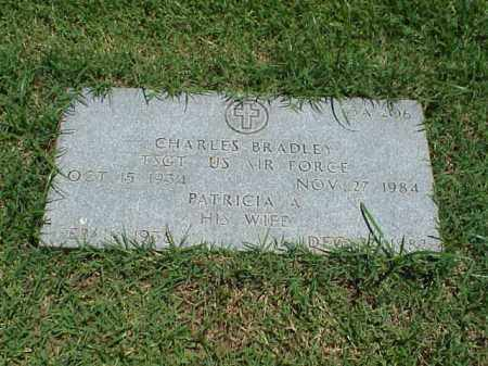 BRADLEY (VETERAN 2 WARS), CHARLES ROBERT - Pulaski County, Arkansas | CHARLES ROBERT BRADLEY (VETERAN 2 WARS) - Arkansas Gravestone Photos