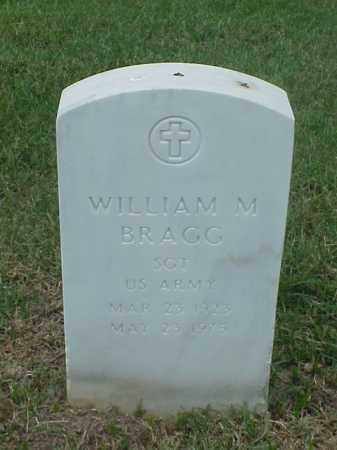 BRAGG (VETERAN WWII), WILLIAM M - Pulaski County, Arkansas | WILLIAM M BRAGG (VETERAN WWII) - Arkansas Gravestone Photos