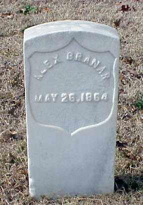 BRANAR (VETERAN UNION), ALEX - Pulaski County, Arkansas | ALEX BRANAR (VETERAN UNION) - Arkansas Gravestone Photos