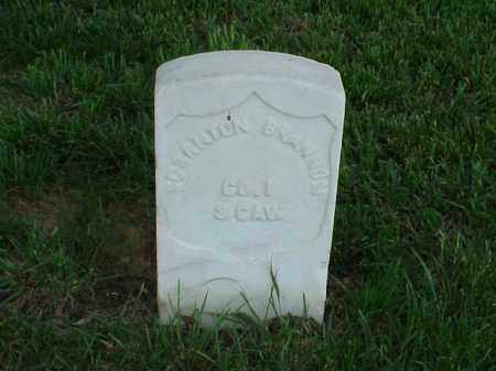 BRANNON (VETERAN UNION), SCRANTON - Pulaski County, Arkansas | SCRANTON BRANNON (VETERAN UNION) - Arkansas Gravestone Photos