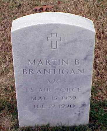 BRANTIGAN (VETERAN), MARTIN B - Pulaski County, Arkansas | MARTIN B BRANTIGAN (VETERAN) - Arkansas Gravestone Photos