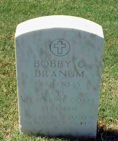 BRANUM (VETERAN VIET), BOBBY G - Pulaski County, Arkansas | BOBBY G BRANUM (VETERAN VIET) - Arkansas Gravestone Photos