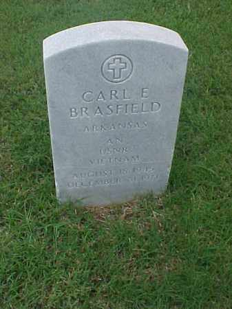 BRASFIELD (VETERAN VIET), CARL E - Pulaski County, Arkansas | CARL E BRASFIELD (VETERAN VIET) - Arkansas Gravestone Photos