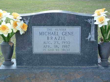 BRAZIL, MICHAEL GENE - Pulaski County, Arkansas | MICHAEL GENE BRAZIL - Arkansas Gravestone Photos