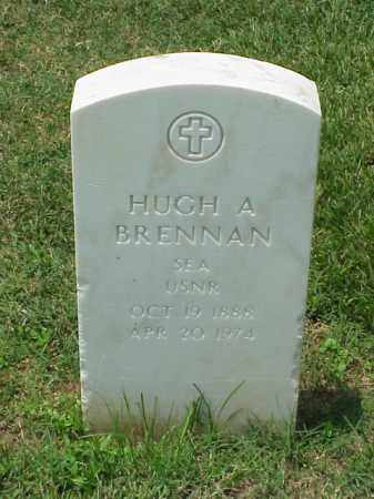 BRENNAN (VETERAN WWI), HUGH A - Pulaski County, Arkansas | HUGH A BRENNAN (VETERAN WWI) - Arkansas Gravestone Photos