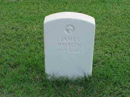 BRISON, JAMES - Pulaski County, Arkansas | JAMES BRISON - Arkansas Gravestone Photos