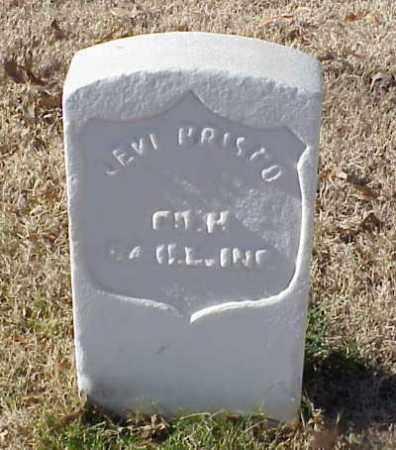 BRISTO (VETERAN UNION), LEVI - Pulaski County, Arkansas | LEVI BRISTO (VETERAN UNION) - Arkansas Gravestone Photos