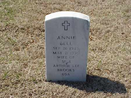BROOKS, ANNIE BELL - Pulaski County, Arkansas | ANNIE BELL BROOKS - Arkansas Gravestone Photos