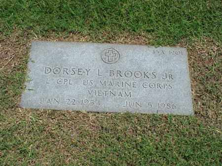 BROOKS, JR (VETERAN VIET), DORSEY L - Pulaski County, Arkansas | DORSEY L BROOKS, JR (VETERAN VIET) - Arkansas Gravestone Photos