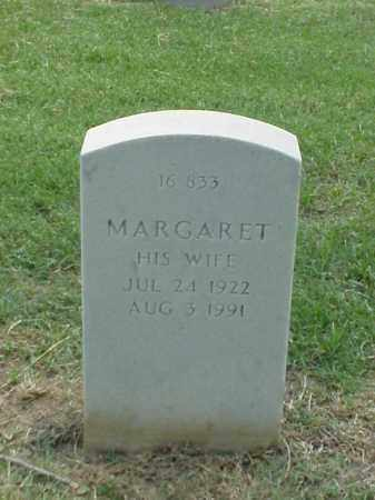 BROOKS, MARGARET - Pulaski County, Arkansas | MARGARET BROOKS - Arkansas Gravestone Photos
