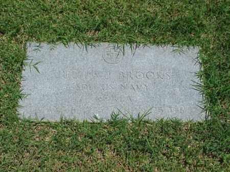 BROOKS (VETERAN KOR), JULIUS J - Pulaski County, Arkansas | JULIUS J BROOKS (VETERAN KOR) - Arkansas Gravestone Photos