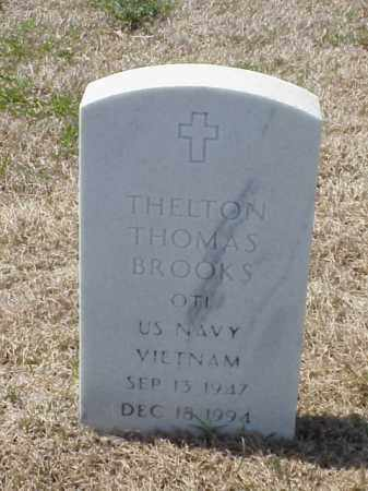 BROOKS (VETERAN VIET), THELTON THOMAS - Pulaski County, Arkansas | THELTON THOMAS BROOKS (VETERAN VIET) - Arkansas Gravestone Photos