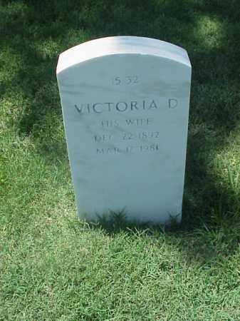 BROSZ, VICTORIA D - Pulaski County, Arkansas | VICTORIA D BROSZ - Arkansas Gravestone Photos