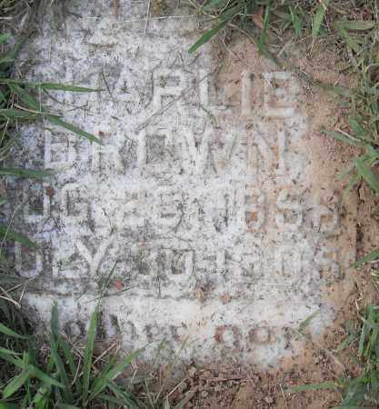 BROWN, CHARLIE - Pulaski County, Arkansas | CHARLIE BROWN - Arkansas Gravestone Photos