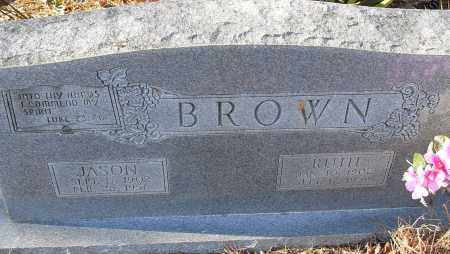 BROWN, RUTH - Pulaski County, Arkansas | RUTH BROWN - Arkansas Gravestone Photos