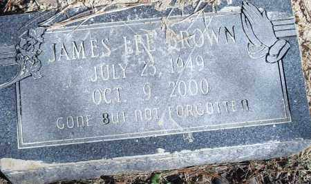 BROWN, JAMES LEE - Pulaski County, Arkansas | JAMES LEE BROWN - Arkansas Gravestone Photos