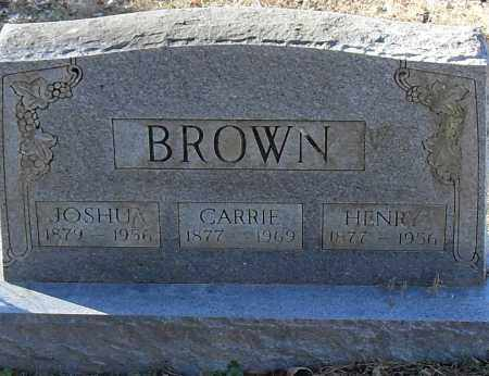 BROWN, CARRIE - Pulaski County, Arkansas | CARRIE BROWN - Arkansas Gravestone Photos