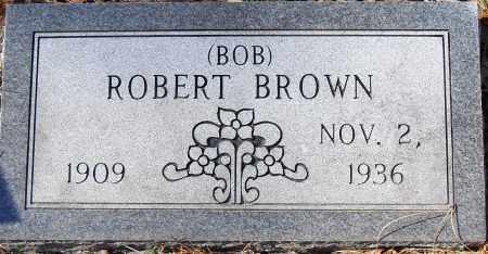 BROWN, ROBERT (BOB) - Pulaski County, Arkansas | ROBERT (BOB) BROWN - Arkansas Gravestone Photos