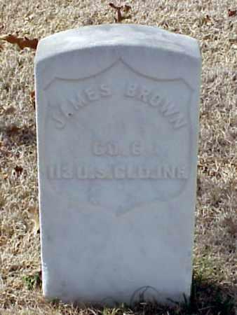 BROWN (VETERAN UNION), JAMES - Pulaski County, Arkansas   JAMES BROWN (VETERAN UNION) - Arkansas Gravestone Photos