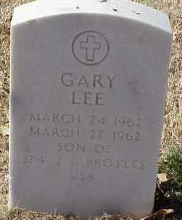BROYLES, GARY LEE - Pulaski County, Arkansas | GARY LEE BROYLES - Arkansas Gravestone Photos