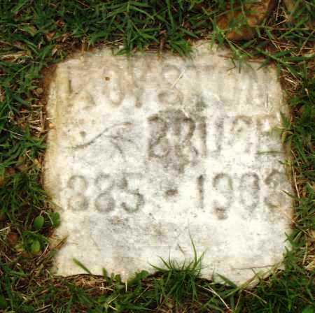 BRUCE, ROYSTON - Pulaski County, Arkansas | ROYSTON BRUCE - Arkansas Gravestone Photos