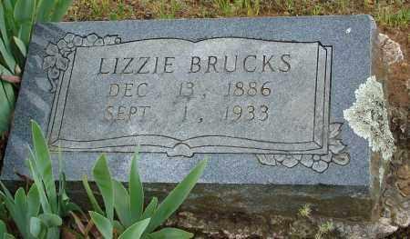 BRUCKS, LIZZIE - Pulaski County, Arkansas | LIZZIE BRUCKS - Arkansas Gravestone Photos