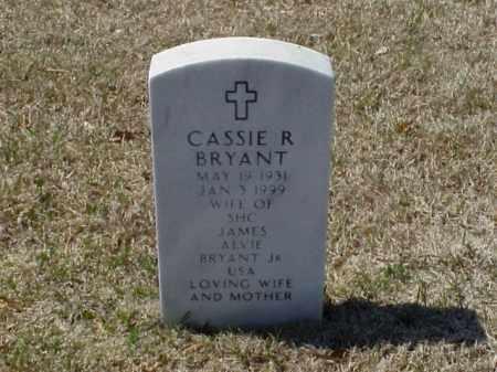 BRYANT, CASSIE R - Pulaski County, Arkansas | CASSIE R BRYANT - Arkansas Gravestone Photos