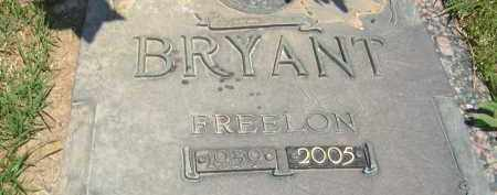 BRYANT, FREELON - Pulaski County, Arkansas | FREELON BRYANT - Arkansas Gravestone Photos