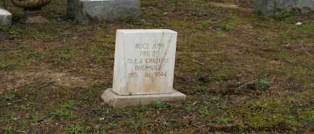 BUCKHOLZ, ALICE JEAN - Pulaski County, Arkansas | ALICE JEAN BUCKHOLZ - Arkansas Gravestone Photos