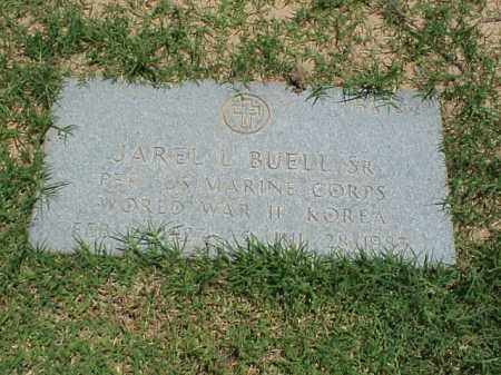 BUELL, SR (VETERAN 2 WARS), JAREL L - Pulaski County, Arkansas | JAREL L BUELL, SR (VETERAN 2 WARS) - Arkansas Gravestone Photos