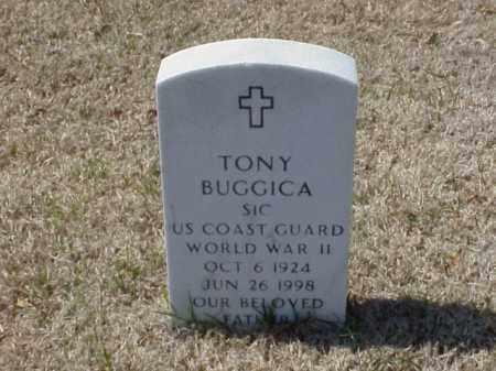 BUGGICA (VETERAN WWII), TONY - Pulaski County, Arkansas | TONY BUGGICA (VETERAN WWII) - Arkansas Gravestone Photos