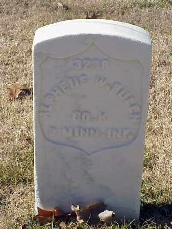 BULEN (VETERAN UNION), ALPHEUS W - Pulaski County, Arkansas | ALPHEUS W BULEN (VETERAN UNION) - Arkansas Gravestone Photos