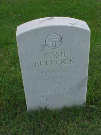 BULLOCK (VETERAN), JESSIE - Pulaski County, Arkansas | JESSIE BULLOCK (VETERAN) - Arkansas Gravestone Photos