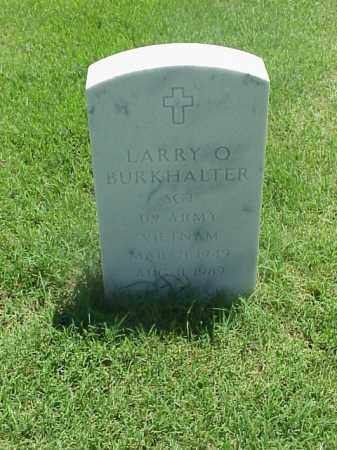 BURKHALTER (VETERAN VIET), LARRY Q - Pulaski County, Arkansas | LARRY Q BURKHALTER (VETERAN VIET) - Arkansas Gravestone Photos
